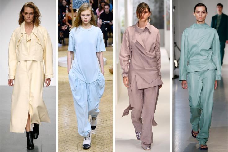 Spring Fashion 2018 Pastels