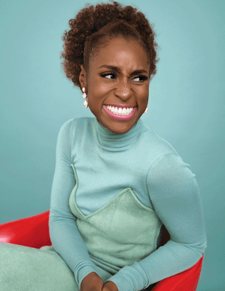 #HairGoals Issa Rae