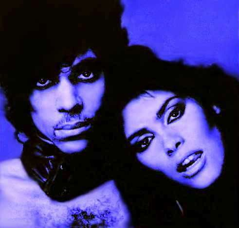 Prince & Vanity for Rolling Stone Magazine